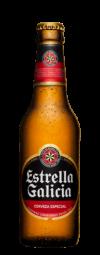 Estrella Galicia mediana desechable